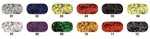 Soft Bait Glitter ::: Heat & Dip Powder Paint Glitter