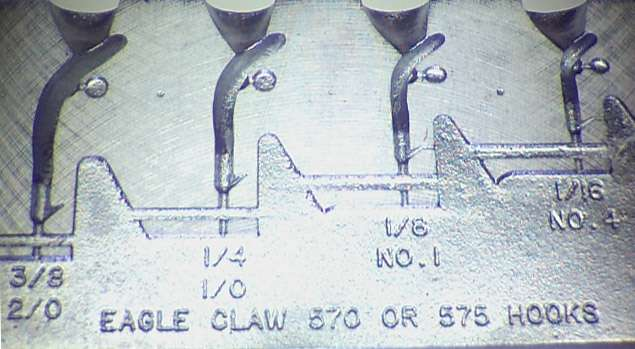 Wobble Jig Mold ::: LureMaking com